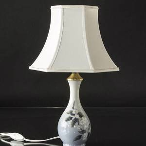 Table-lamp with Cherry Twig without lamp shade, Royal Copenhagen