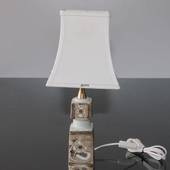 Baca Faience Table lamp by Nils Thorssen, Royal Copenhagen No. 92-7193