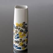 Faience vase by Ellen Malmer, Royal Copenhagen