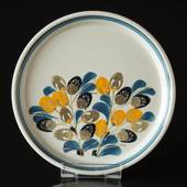 Faience dish by Ellen Malmer, Royal Copenhagen