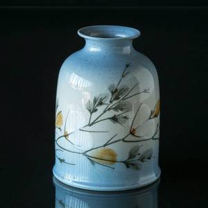 Vase with Flowers and branches, Royal Copenhagen No. 967-3890 | No. R967-3890-F | DPH Trading