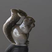 Squirrel, Royal Copenhagen figurine