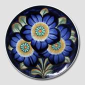 1991 Annual Flower plate, Royal Copenhagen