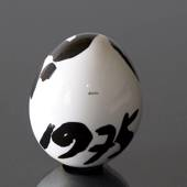 Annual Egg, 1975, Royal Copenhagen