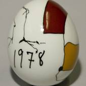 Annual Egg 1978, Royal Copenhagen
