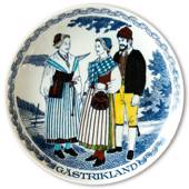 Swedish Folk Costumes No. 11 Gästrikland