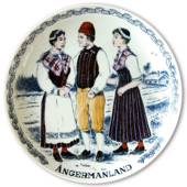Swedish Folk Costumes No. 19 Ångermanland