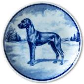 Ravn dog plate no. 14, Great Dane