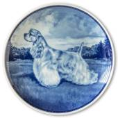 Ravn dog plate no. 32, American Cocker Spaniel