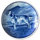 Ravn dog plate no. 44, English Setter