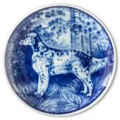 Ravn dog plate no. 70, English Setter