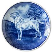 Ravn dog plate no. 74, Labrador Retriever