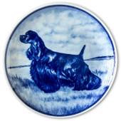 Ravn dog plate no. 78, American Cocker Spaniel