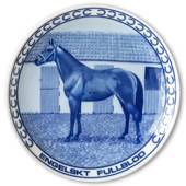 Ravn horse plate no. 3, English Thoroughbred