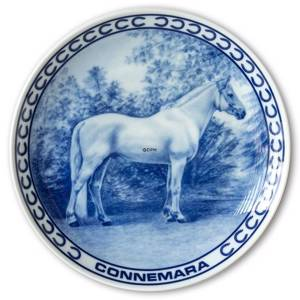 Ravn horse plate no. 13, Connemara pony | No. RAHER13 | DPH Trading