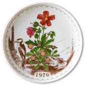 1976 Ravn Mother's day plate