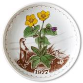1977 Ravn Mother's day plate