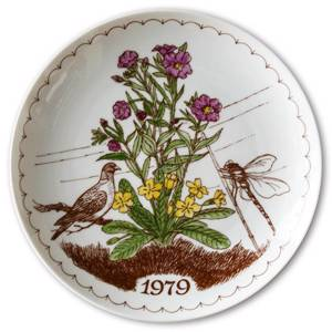 1979 Ravn Mothers day plate | Year 1979 | No. RAM1979 | DPH Trading