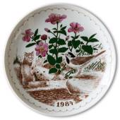 1984 Ravn Mother's day plate