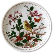 1986 Ravn Mother's day plate