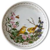 1990 Ravn Mother's day plate