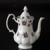 Royal Albert Sweet Violets Coffee Pot