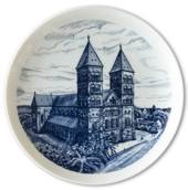 Ravn commemorative plate, Lund Cathedral