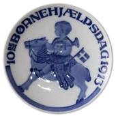 1913 Royal Copenhagen, Child Welfare Day plate