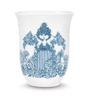 Rosendahl Bjorn Wiinblad thermal cup Cecilia, 31 cl., dusty blue