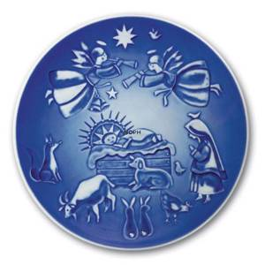 2007 Royal Copenhagen The Children's Christmas plate