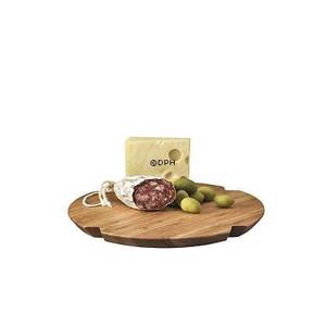 Grand Cru serving tray of bamboo, round, Rosendahl | No. RD25666 | Alt. 25666 | DPH Trading