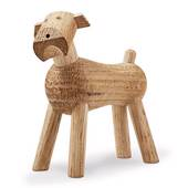 Kay Bojesen Dog Tim, natural oak