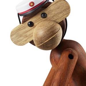 Students Cap To Medium Kay Bojesen Monkey Red