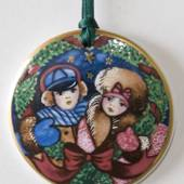 1993 Christmas in Denmark Ornament, Royal Copenhagen