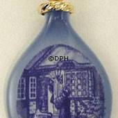 1994 Royal Copenhagen Ornament, Christmas Drop
