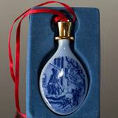 2014 Royal Copenhagen Ornament, Christmas Drop, Hans Christian Andersen