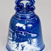 1993 Christmas Bell, Royal Copenhagen