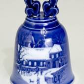 1995 Christmas Bell, Royal Copenhagen