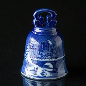 1999 Christmas Bell, Royal Copenhagen | Year 1999 | No. RKJ1999 | Alt. 1911199 | DPH Trading