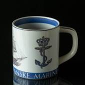 MUG THE DANISH NAVY