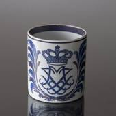 "Large Mug ""Queen Margrethe's Wedding"" 1967, Royal Copenhagen"