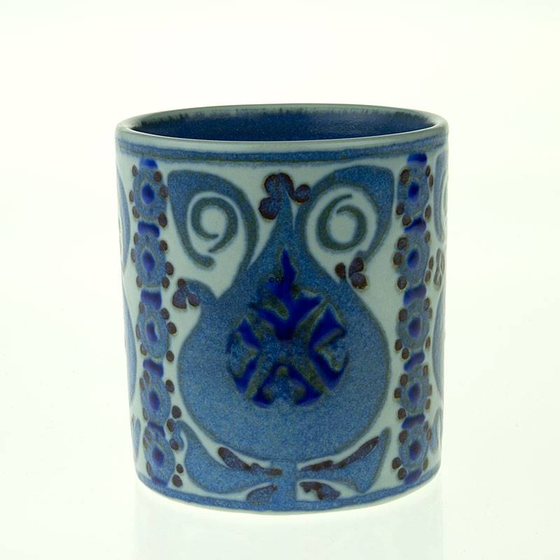 dating royal copenhagen porcelain tumbler