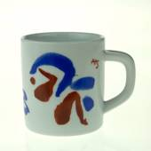 1998 Annual Mug, small, Royal Copenhagen