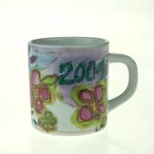 2004 Annual Mug, small, Royal Copenhagen