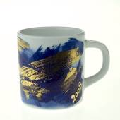 2008 Annual Mug, small, Royal Copenhagen