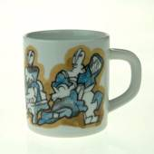 2002 Annual Mug, Large, Royal Copenhagen