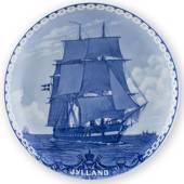 1909 Royal Copenhagen Memorial plate, Jylland