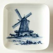 Bowl with mill, Royal Copenhagen