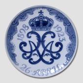 1898-1923 Royal Copenhagen Memorial plate