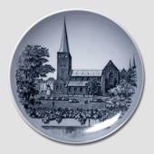 Royal Copenhagen Church plate, Cathedral of Aarhus